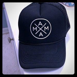 Mama baseball ⚾️ hat